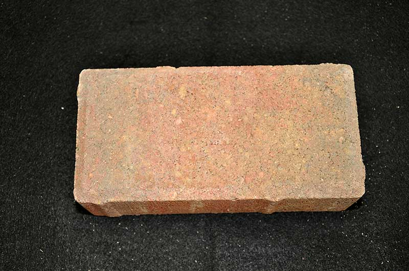 red brown buff holland paving stones